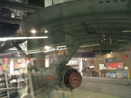Enterprise at NASM