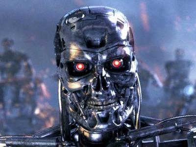 arnold schwarzenegger terminator face. or Arnold Schwarzenegger